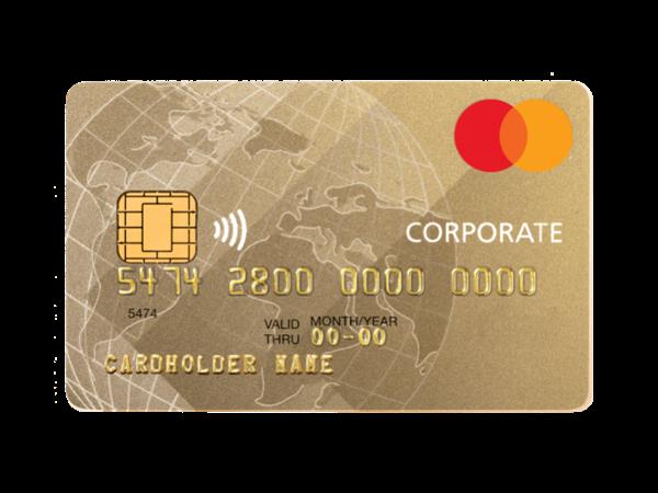 corporate card gold kreditkarte viseca card services. Black Bedroom Furniture Sets. Home Design Ideas