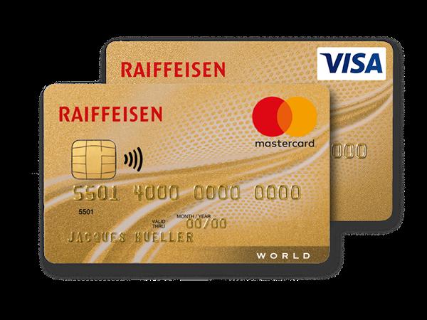 raiffeisen gold kreditkarte viseca card services. Black Bedroom Furniture Sets. Home Design Ideas