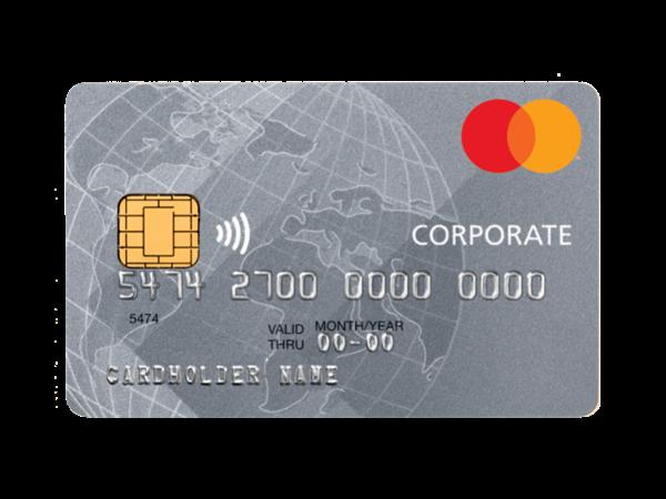 corporate card silber kreditkarte viseca card services. Black Bedroom Furniture Sets. Home Design Ideas