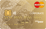 Corporate Card Gold